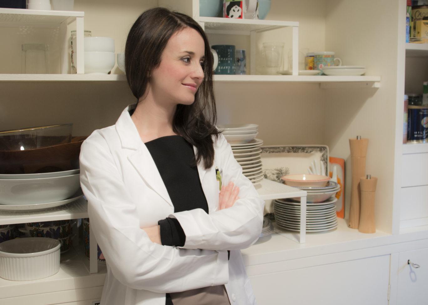 dott.ssa Alessandra Butti - Biologa Nutrizionista e Specialista in Scienza dell'Alimentazione